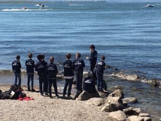 Bootsweihe der Wasserwacht