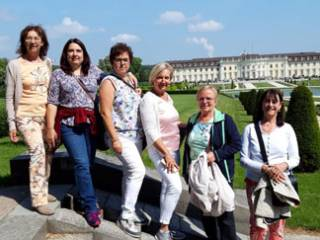 Ausflug der Damen nach Stuttgart 2019